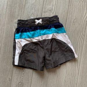 Like new EUC 18 month swim trunks